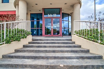 311 NW 122nd entrance in Oklahoma City