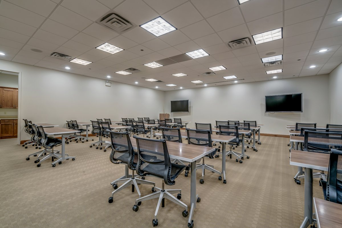 Valliance Tower conference room Oklahoma City